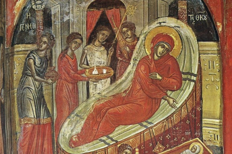 """""""Μαρία η θεόπαις"""" του Μητροπολίτη Καστορίας"""