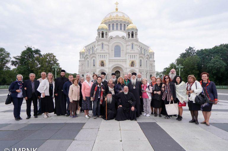 Προσκυνηματική εκδρομή στην Αγία Πετρούπολη από την Ι. Μ. Βεροίας (ΦΩΤΟ)