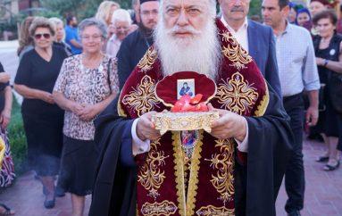 Η εορτή των Αγ. Νεομαρτύρων Αθανασίου και Ιωάννου των Κουλακιωτών (ΦΩΤΟ)