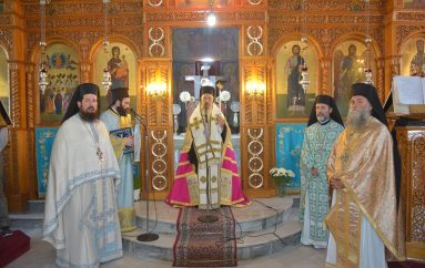 Με λαμπρότητα εορτάσθηκαν τα Ελευθέρια της Λάρισας (ΦΩΤΟ)