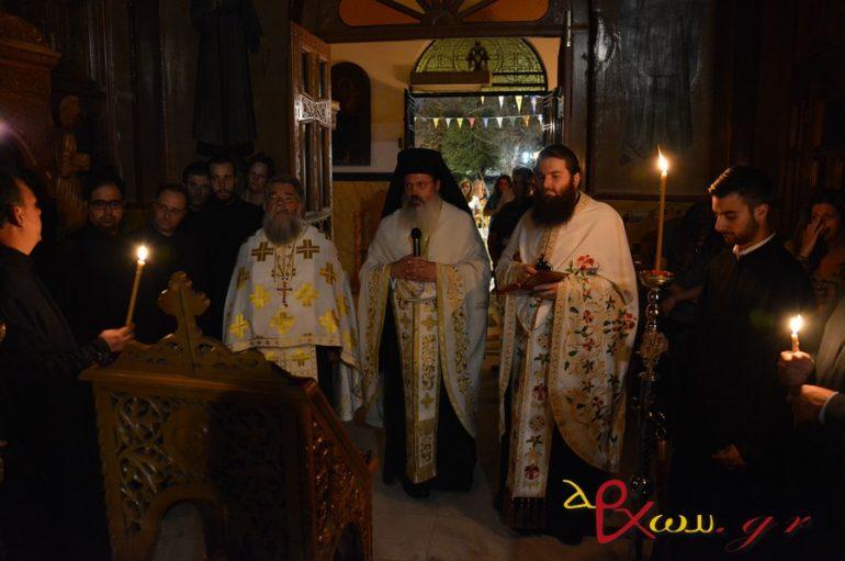 Ιερά Αγρυπνία για την Παναγία του Κύκκου στην Τρίπολη (ΦΩΤΟ)