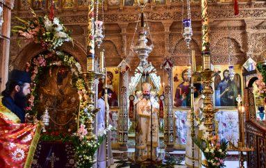 Πανηγύρισε η Ιερά Μονή Παναγίας της Θεοσκεπάστου Σοχού (ΦΩΤΟ)