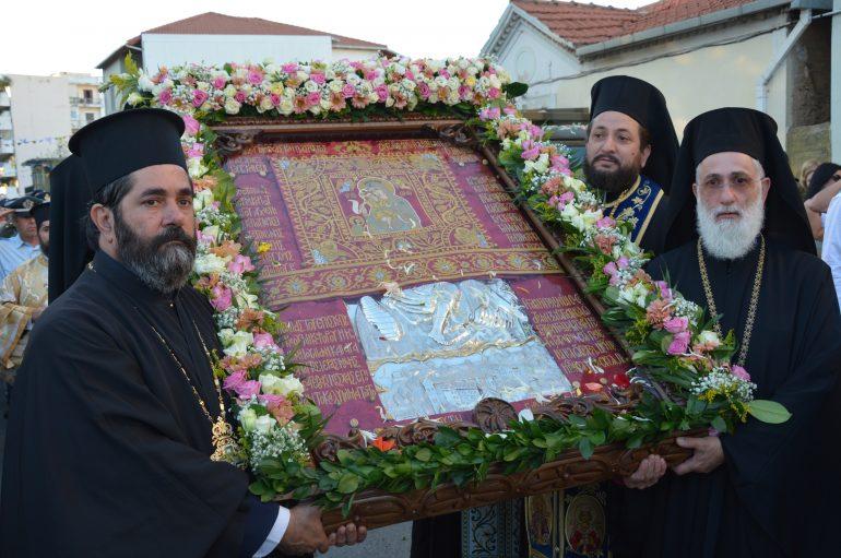 Η Ελλάδα υποδέχθηκε την ξακουστή εικόνα της Παναγίας του Κύκκου (ΦΩΤΟ – ΒΙΝΤΕΟ)