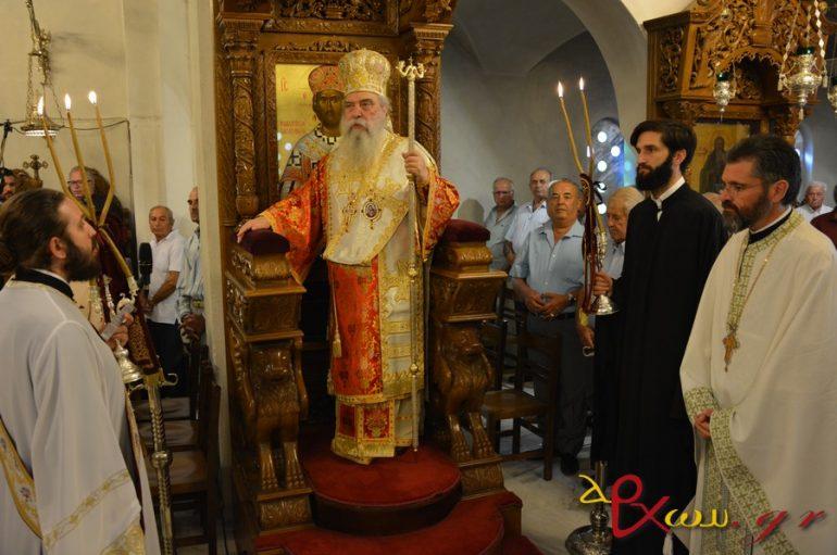 Λαμπρός εορτασμός ανάμνησης εγκαινίων του Ι. Ν. Αγ. Λεοντίου Μονεμβασίας (ΦΩΤΟ)