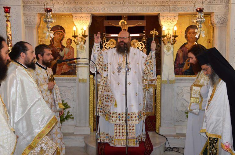 Η εορτή του Αγ. Ιωάννου του Θεολόγου στην Ι. Μ.  Μεγάρων (ΦΩΤΟ)