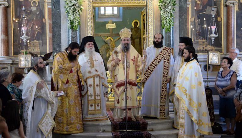 Η εορτή της Παναγίας της Παντανάσσης στην Πάτρα (ΦΩΤΟ)