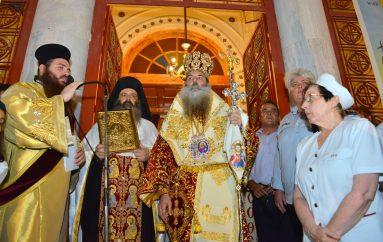 Πανηγύρισε ο Ιερός Ναός Αγίας Σοφίας Πειραιώς (ΦΩΤΟ)