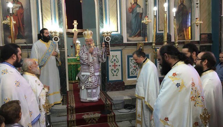 Η Εορτή του Αγίου Ιωάννου του Θεολόγου στις Φυτείες Ξηρομέρου (ΦΩΤΟ)