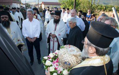 Η Γραμμένη Δράμας υποδέχθηκε Λείψανο του Αγ. Πέτρου Επισκόπου Άργους