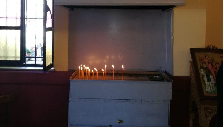 Αναβίωση της εικονομαχίας στον ναό του κοιμητηρίου Ηλιουπόλεως;