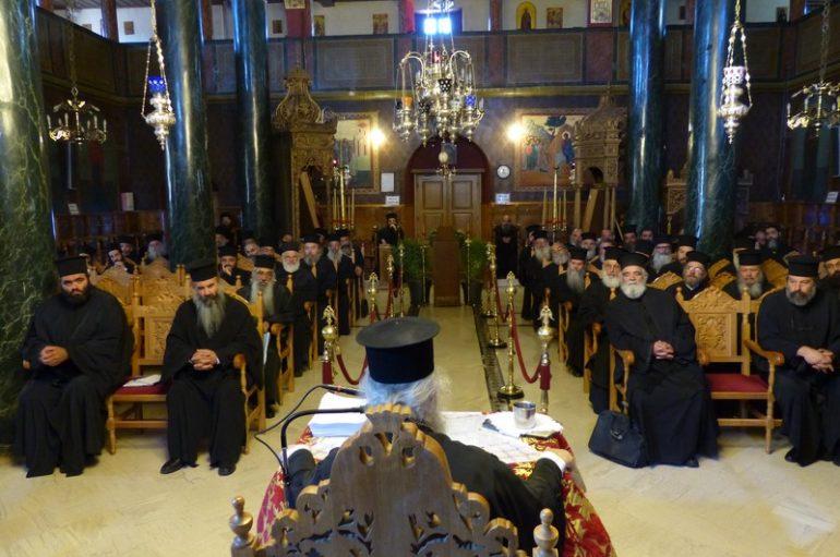 Ιερατική Σύναξη στην Ι.Μητρόπολη Καστορίας (ΦΩΤΟ)