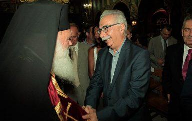 Οργή Ιερώνυμου για τη Συριζαία που πέταξε την εικόνα – Γαβρόγλου: «Το ψάχναμε»