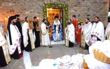 Με λαμπρότητα εορτάστηκε το Γενέσιον της Θεοτόκου στην Κοκκινόραχη (ΦΩΤΟ)