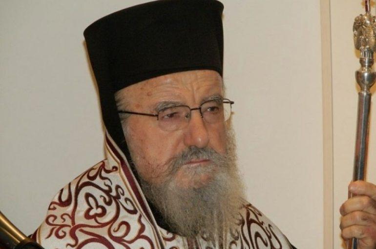 Αιτωλίας Κοσμάς : «Τρίζουν τά κόκκαλα τῶν ἁγίων καί τῶν ἡρώων μας»