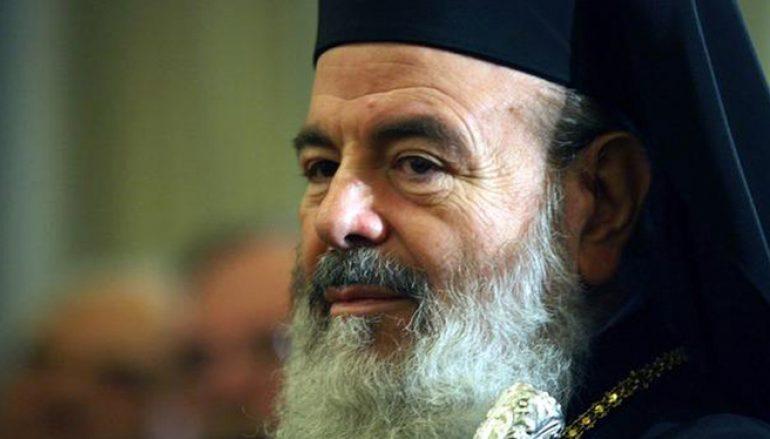 Χριστόδουλος: «Ο λαός μας ξέρει να υπερασπίζεται τα ιερά και τα όσια» (ΒΙΝΤΕΟ)