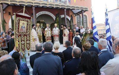 Πανηγύρισε ο Ι. Ναός Ἁγίου Χρυσοστόμου Δράμας (ΦΩΤΟ)