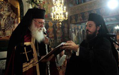 Ο Αρχιεπίσκοπος στον I. Nαό Αγίας Σοφίας Ψυχικού (ΦΩΤΟ)