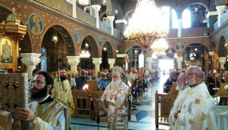 Ευλαβικό προσκύνημα στα «Ματωμένα Χώματα» από τη Μητρόπολη Δημητριάδος