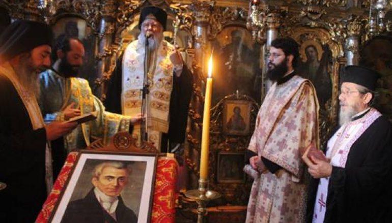 Μνημόσυνο για τον Ιωάννη Καποδίστρια στην Κέρκυρα (ΦΩΤΟ)
