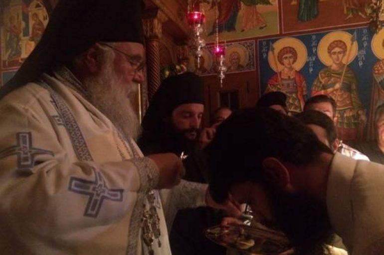 Δύο νέοι Μοναχοί στην Ι. Μητρόπολη Κερκύρας (ΦΩΤΟ)