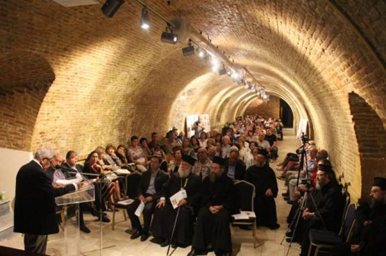 Εκδήλωση Μνήμης στον Ιωάννη Καποδίστρια από την Ι. Μ. Κερκύρας (ΦΩΤΟ)