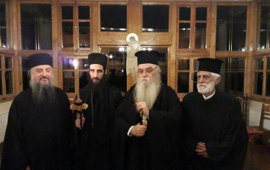 Κουρά Μοναχού στην Ιερά Μονή Αγίων Αναργύρων Καστοριάς (ΦΩΤΟ)