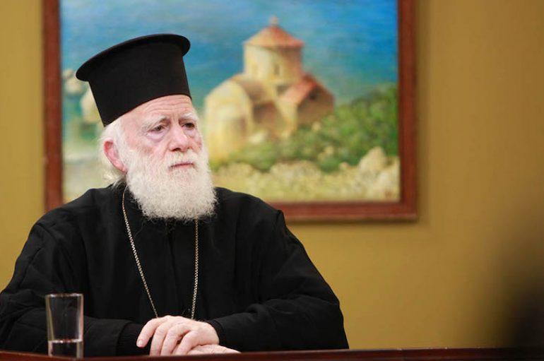 Έκκληση Αρχιεπισκόπου Κρήτης προς τους απαγωγείς του Λεμπιδάκη