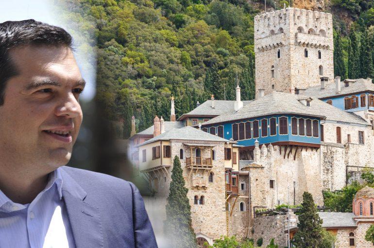 """Ιερά Κοινότητα: """"Όχι στην επίσκεψη του Πρωθυπουργού στο Άγιον Όρος"""""""