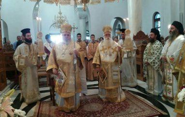 Πανηγύρισε η Ιερά Μονή Παμμεγίστων Ταξιαρχών Πηλίου (ΦΩΤΟ)
