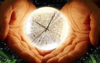 «Υπάρχει χρόνος!» του Καθηγουμένου της Ι. Μονής Εσφιγμένου