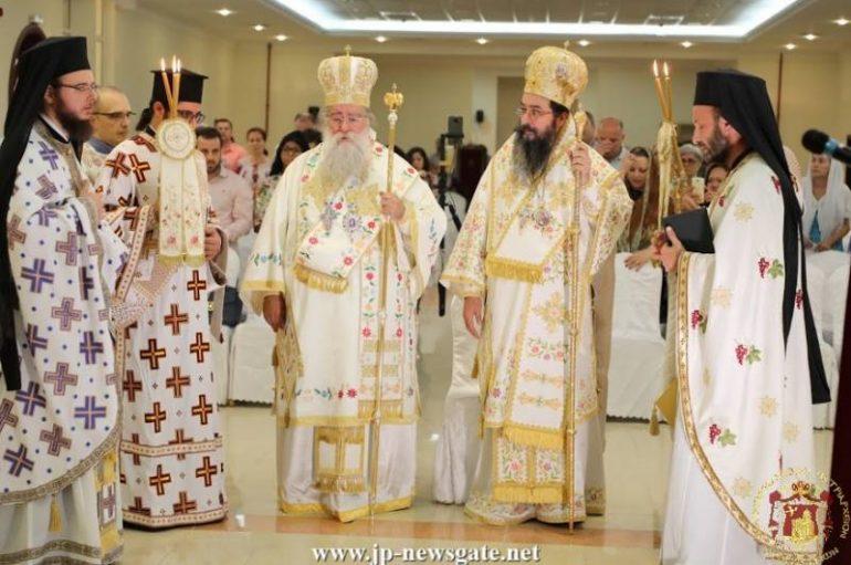Η εορτή του Αγίου Ισαάκ του Σύρου στο Qatar (ΦΩΤΟ)