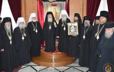 Η Πνευματική Ρώσικη Αποστολή εορτάζει τα 170 έτη παρουσίας στο Πατριαρχείο Ιεροσολύμων