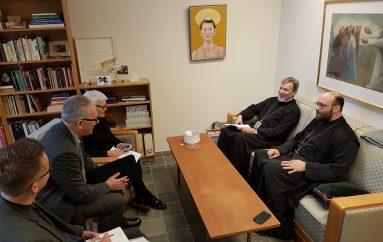 Άφιξη του Οικουμενικού Πατριάρχη σήμερα στην Ισλανδία (ΦΩΤΟ)