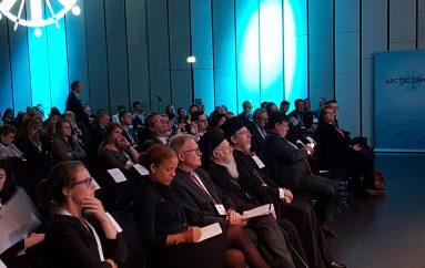 Ομιλία του Οικ. Πατριάρχη στο Συνέδριο του Αρκτικού Κύκλου (ΦΩΤΟ)