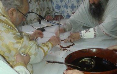 Εγκαίνια Ιερού Ναού Ευαγγελισμού της Θεοτόκου Νεοχωρίου (ΦΩΤΟ)