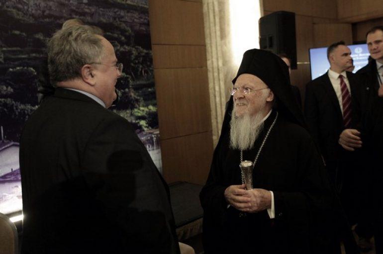 """Οικ. Πατριάρχης: """"Αναγκαία η διεύρυνση των διαθρησκειακών διαλόγων"""""""