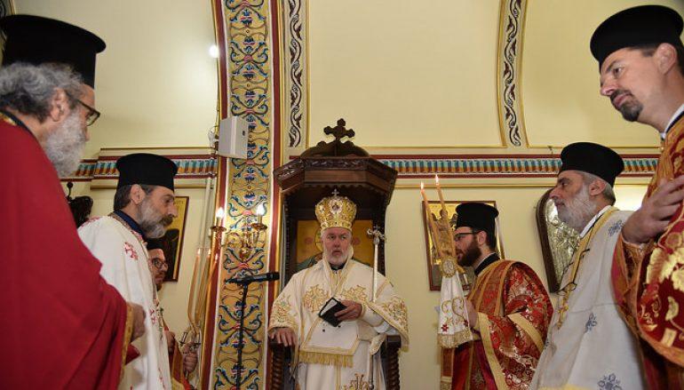 Βελγίου: «Ο πατήρ Σπυρίδων αποτελεί κεφάλαιο για τη Μητρόπολή μας…» (ΦΩΤΟ)