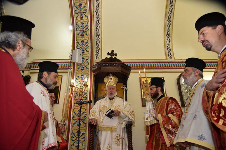 """Βελγίου: """"Ο πατήρ Σπυρίδων αποτελεί κεφάλαιο για τη Μητρόπολή μας…"""" (ΦΩΤΟ)"""