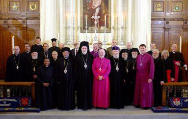 Ξεκίνησε ο διάλογος μεταξύ Ορθοδόξου και Αγγλικανικής Εκκλησίας (ΦΩΤΟ)