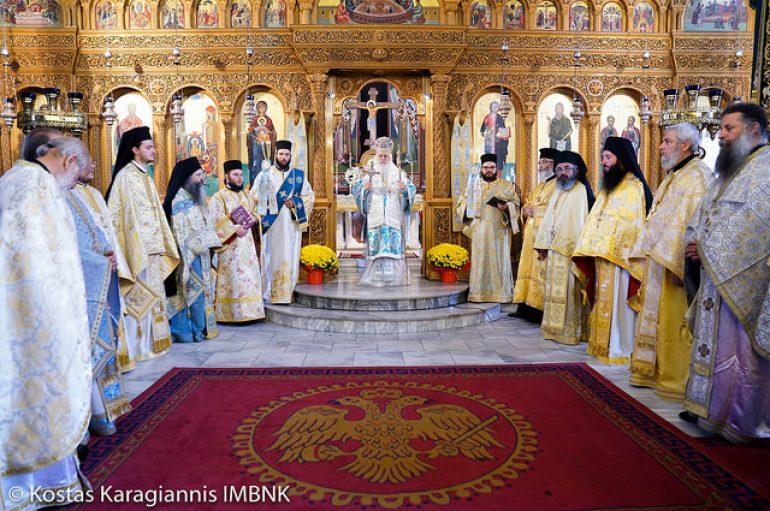 Εορτάστηκε η 105η επέτειος της Απελευθέρωσης της Αλεξανδρείας (ΦΩΤΟ)