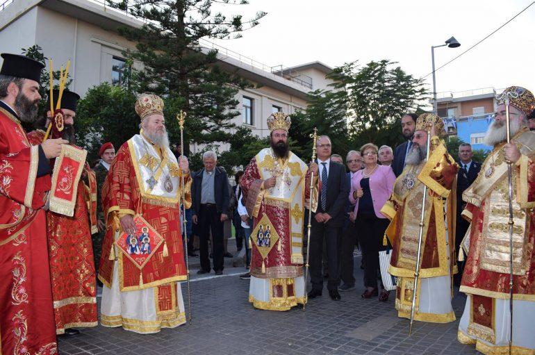 Το Ρέθυμνο εόρτασε τους Αγίους Τέσσερις Νεομάρτυρές του (ΦΩΤΟ)