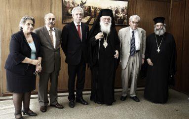 """Αρχιεπίσκοπος Ιερώνυμος: """"Οι θέσεις της Εκκλησίας είναι σταθερές"""""""