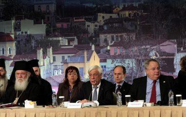 """Αρχιεπίσκοπος: """"Η Ορθόδοξη Εκκλησία δεν θα πάψει να εργάζεται υπέρ της ειρήνης"""""""