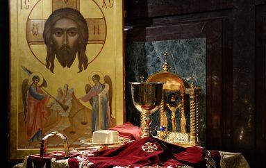 """""""Είδα να φουσκώνει το Άγιο Ποτήριο, να βγαίνουν σάρκες και αίμα μέσα από αυτό"""""""