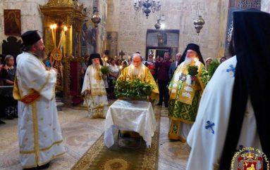 Πανηγύρισε η Ιερά Μονή Τιμίου Σταυρού στα Ιεροσόλυμα (ΦΩΤΟ – ΒΙΝΤΕΟ)