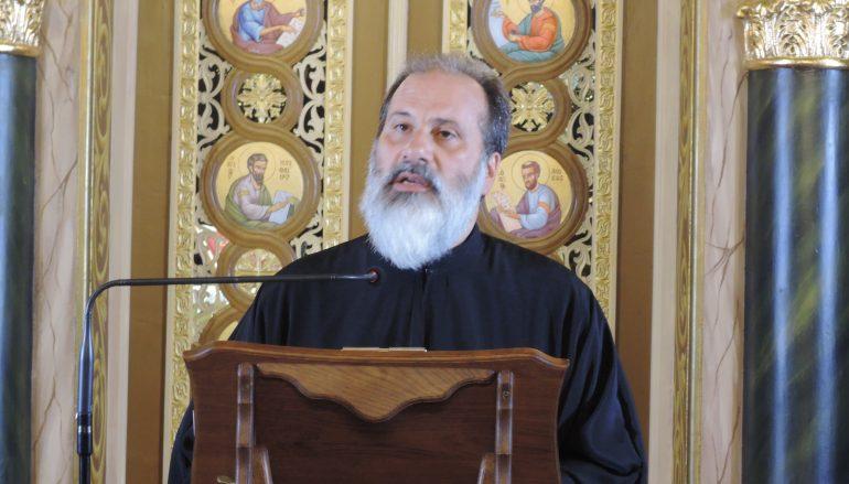 """Αρχιμ. Ιωαννίκιος Γιαννόπουλος:""""Η πίστη είναι γνώρισμα της αγαθής καρδιάς"""" (BINTEO)"""