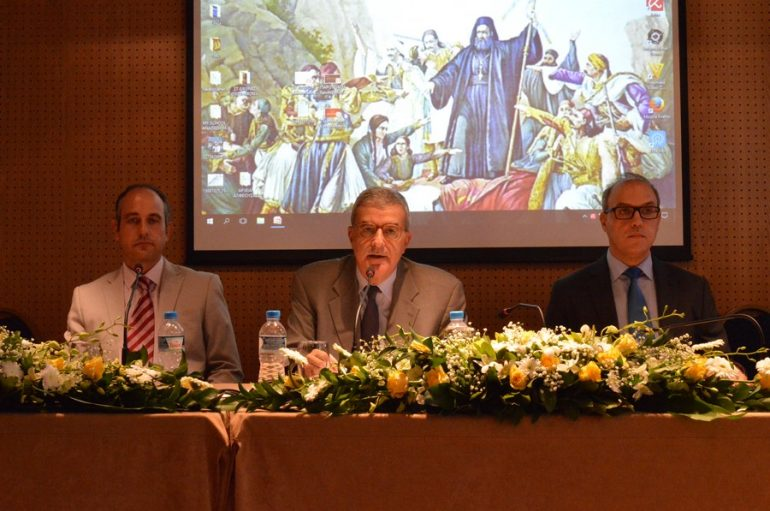 Συνέχεια εργασιών του Συνεδρίου για την Τουρκοκρατία και το 1821 (ΦΩΤΟ)