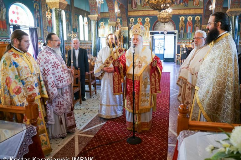 Η εορτή του Αγίου Νέστορος στην Ξεχασμένη Ημαθίας (ΦΩΤΟ)