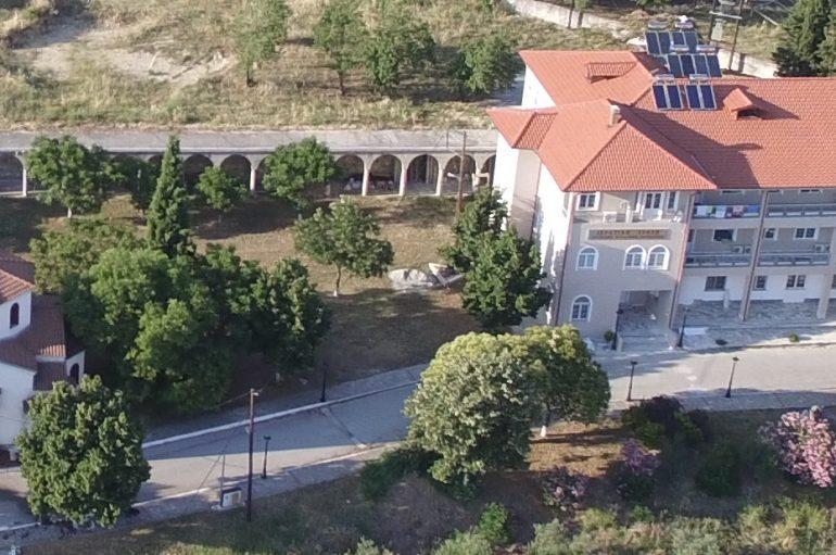 Στέγη φιλοξενίας φοιτητών από την Ι. Μητρόπολη Κίτρους