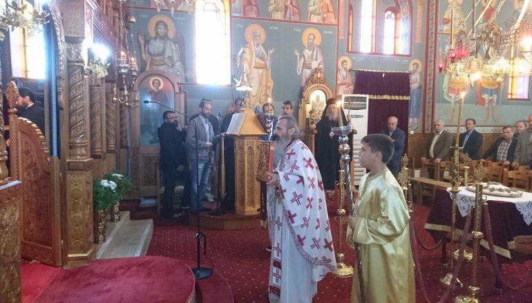 Θεία Λειτουργία Συλλόγων που εδρεύουν στην πόλη του Αγρινίου (ΦΩΤΟ)